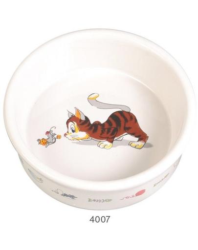 TRIXIE Bol Ceramic pentru pisici tematic imagine
