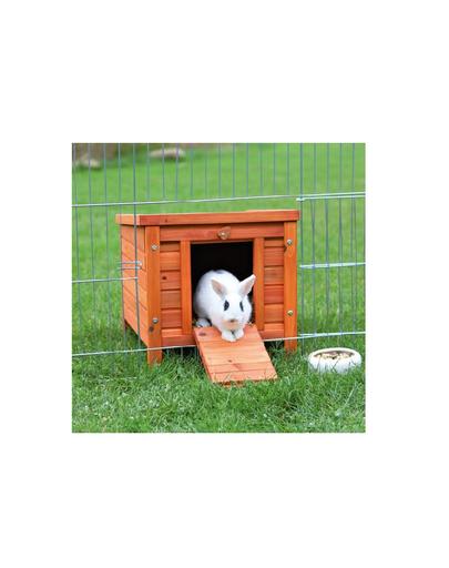 TRIXIE Natura Outdoor casă pentru iepuri 42 x 43 x 51 cm imagine
