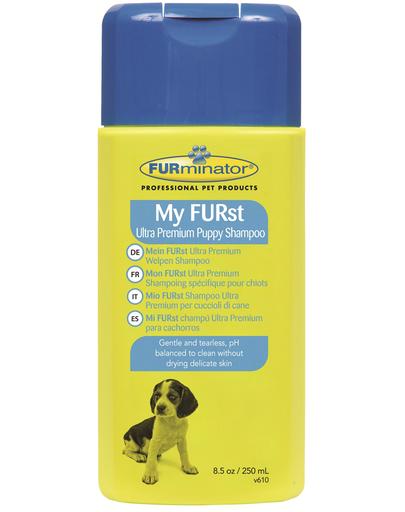 FURMINATOR Ultra Premiuim șampon pentru cățeluși pui 250 ml imagine