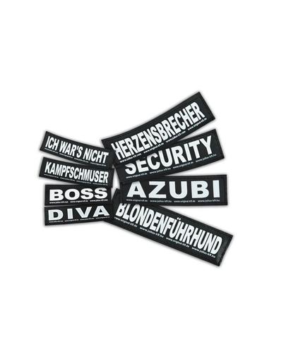 TRIXIE Julius-K9 velcro sticker bodyguard'. s