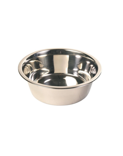 TRIXIE Bol metal pentru câine 1.80 L imagine