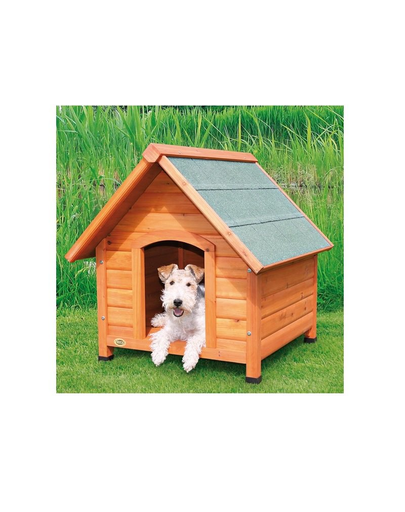 TRIXIE Cușcă pentru câini natur mărimea M imagine