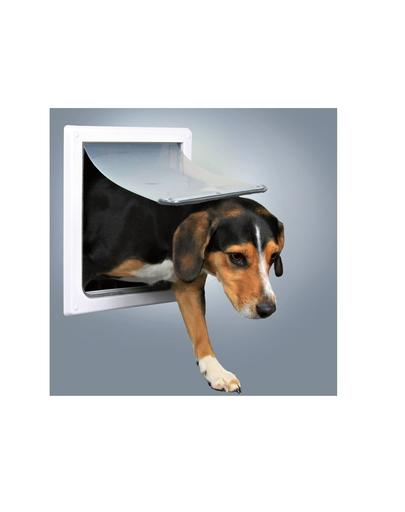 TRIXIE Ușă pentru câini S-M imagine