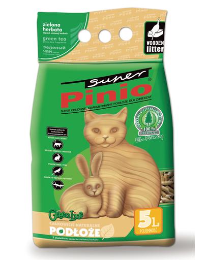 BENEK Super Pinio granulat ceai verde 5 L imagine