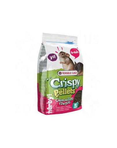VERSELE-LAGA Prestige 1 kg crispy pellets chinchilla imagine