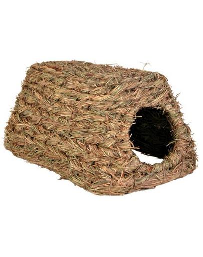 TRIXIE Căsuță cu iarbă pentru rozătoare x 18 x 13 imagine
