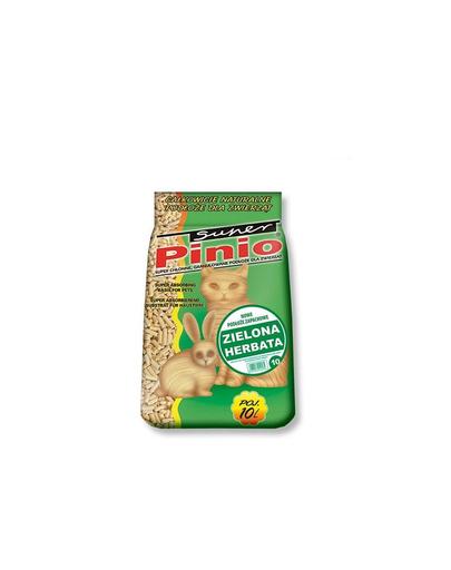 BENEK Super Pinio granulat ceai verde 10 L imagine