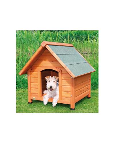 TRIXIE Cușcă pentru câini natur mărimea S imagine