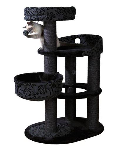"TRIXIE Sisal pentru pisici """"Filippo"""", 114 cm, gri / negru imagine"