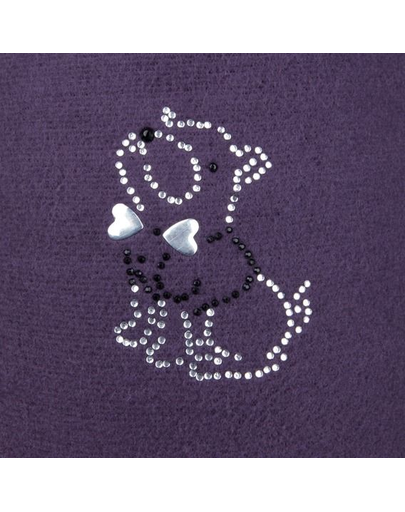 TRIXIE Hăinuță salento. M 45 cm. violet