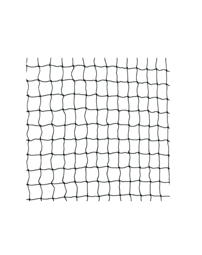 TRIXIE Plasă de protecție negru 8 x 3 M