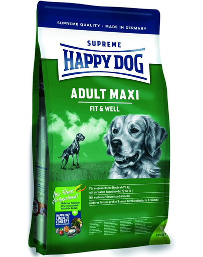 HAPPY DOG Adult Maxi 15 kg