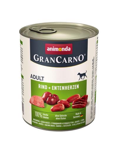 ANIMONDA Grancarno curcan și rață 800 g imagine
