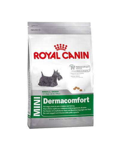 Royal Canin Mini Dermacomfort Hrană Uscată Câine 2 kg