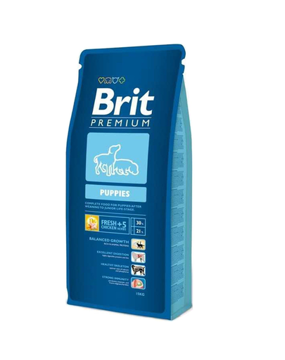 BRIT Premium Puppies 3 kg