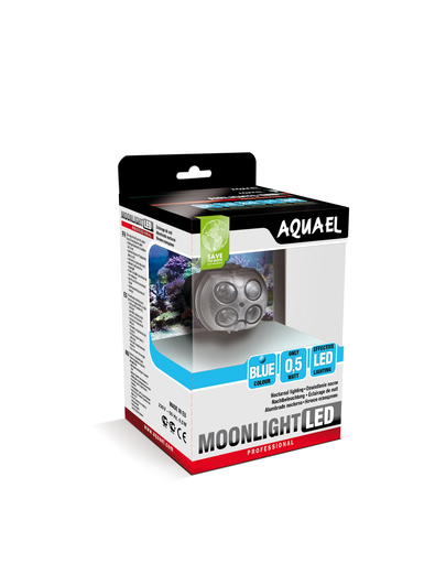 Aquael Iluminare Moonlight LED