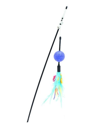 COMFY Jucărie Wilma undiță cu minge albastru 65 cm