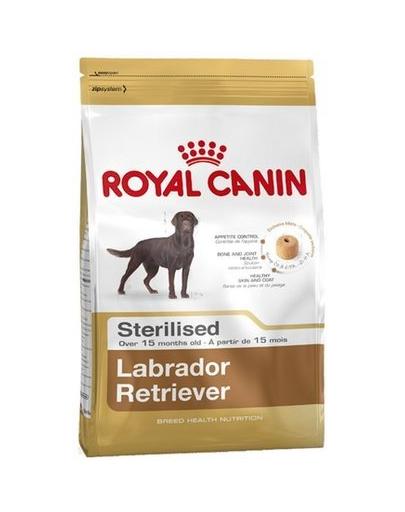 Royal Canin Labrador Adult Sterilised Hrană Uscată Câine 12 kg