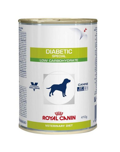 ROYAL CANIN Dog Diabetic 410 g