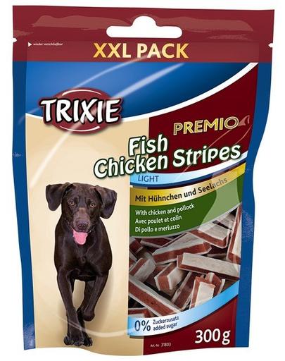 TRIXIE Strips cu pește și pui Premio XXL 300 g