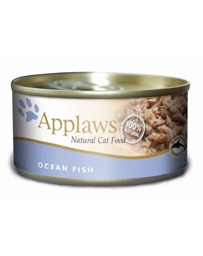 APPLAWS pentru pisici pește oceanic 70 g imagine