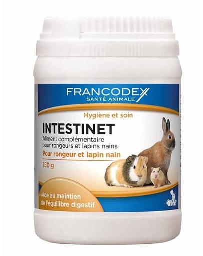 FRANCODEX Intestinet reglează activitatea intestinelor rozătoarelor 150 gr imagine