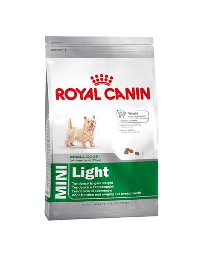 Royal Canin Mini Light Weight Care Hrană Uscată Câine 2 kg