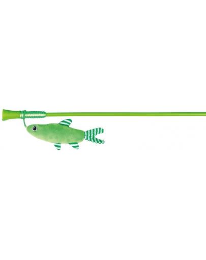 TRIXIE Undiță pentru pisici cu pește 42 cm