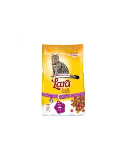 Versele-laga Lara Adult Sterilized - Mancare Pentru Pisici Sterilizate 0,35 Kg