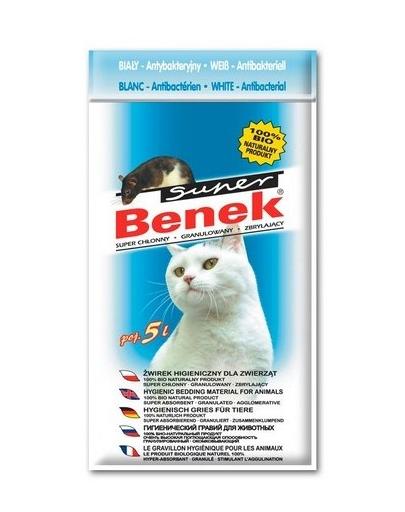 Benek Super antibacterian 5 L alb imagine