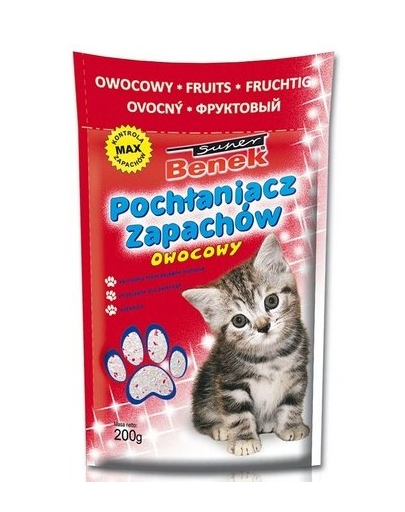Benek Dezinfectant / absorbant mirosuri fructe 200 g imagine