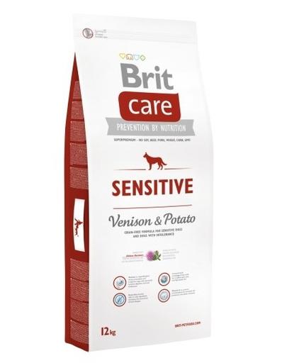 BRIT Care Sensitive Venison & Potato 3 kg imagine