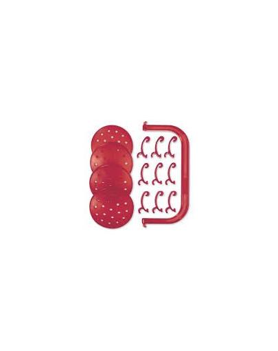 ZOLUX Accesorii Rodylounge culoare roșu