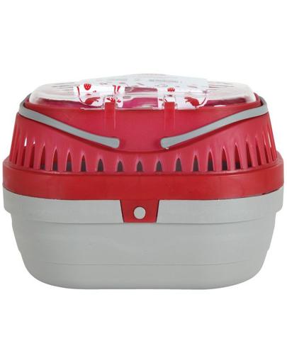 ZOLUX Transporter pentru rozătoare Mini - roșu imagine