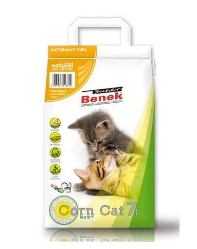 BENEK Super Benek Corn Cat 14 L