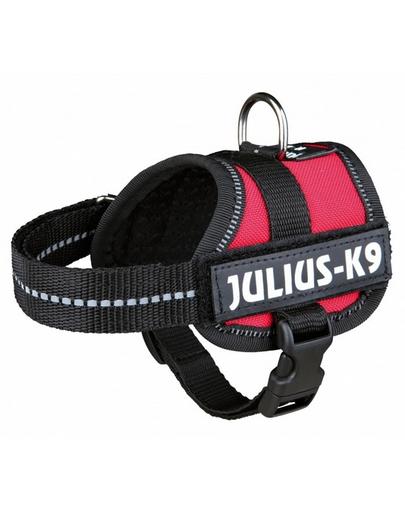 TRIXIE Ham Julius-K9 harness M - L 58–76 cm roșu imagine