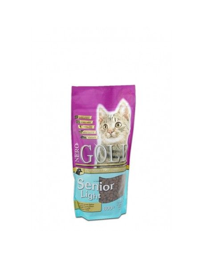 NERO GOLD Cat Senior 800 g