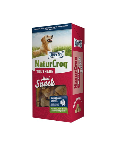 HAPPY DOG Natur Snack mini curcan 350 g
