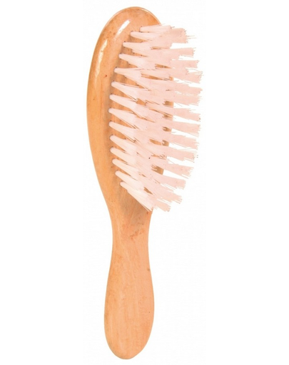 TRIXIE Perie cu lemn (peri din nailon)