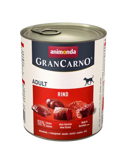 ANIMONDA Grancarno vită 800 g imagine