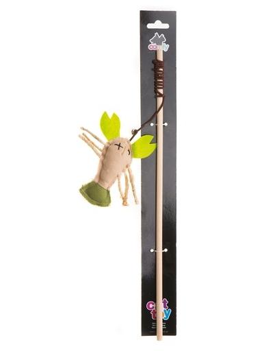 COMFY Jucărie Gaia undiță crab cu clopoțel 40 cm