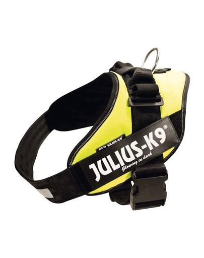 TRIXIE Ham Julius-K9 IDC , 4/XL: 96–138 cm, galben neon imagine