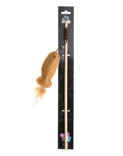 COMFY Jucărie Gaia undiță pește clopoțel 40 cm