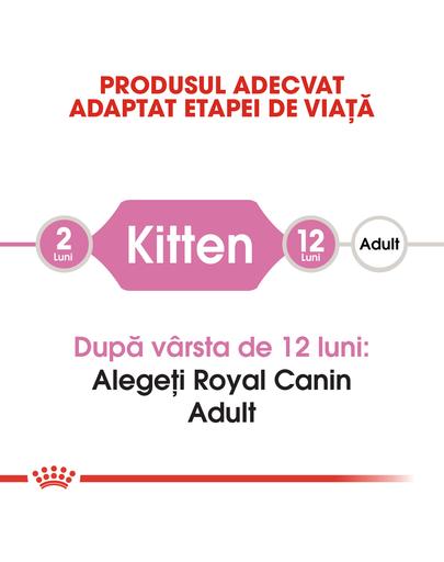 Royal Canin Kitten Hrană Uscată Pisică 10 kg