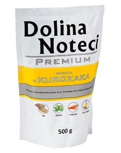 DOLINA NOTECI Premium bogat în pui 500 g
