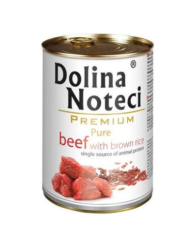 Dolina Noteci Premium Pure Vita Cu Orez 400 G