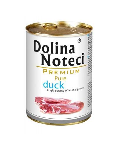 DOLINA NOTECI Premium Pure rață 400 g