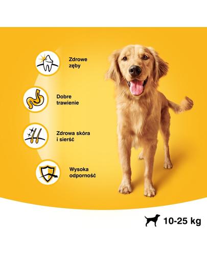 PEDIGREE Vital Protection Adult pasăre și legume 15 kg