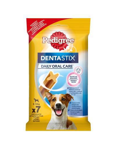 PEDIGREE Dentastix pentru câini de talie mică 10x110 g