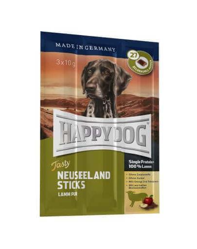HAPPY DOG Cârnați Nowa Zelandia 30 g